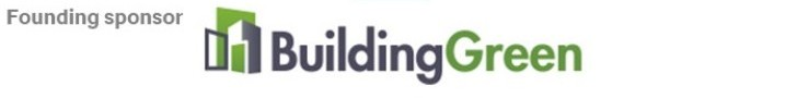 Thank you to our sponsor, Building Green